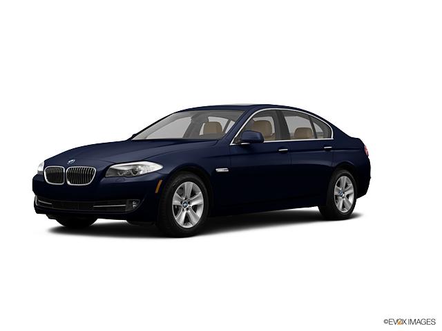 2013 BMW 528i Vehicle Photo in Ocala, FL 34474