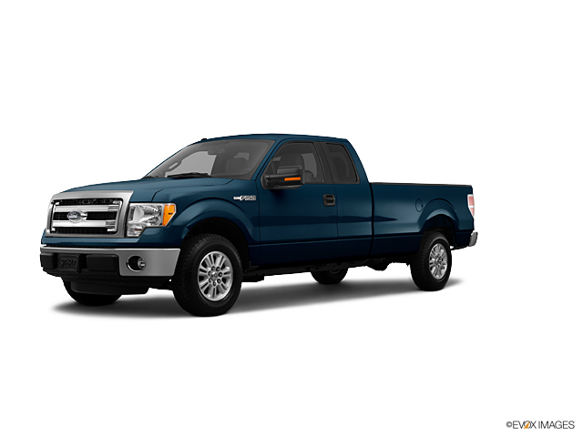 2013 Ford F-150 Vehicle Photo in Ellwood City, PA 16117