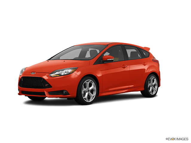 2013 Ford Focus Vehicle Photo in Trevose, PA 19053