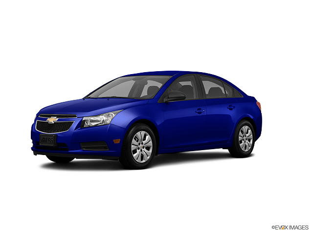 2013 Chevrolet Cruze Vehicle Photo in Janesville, WI 53545