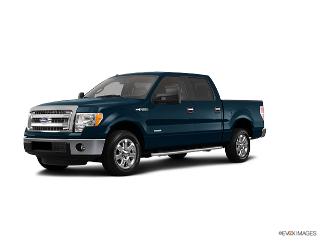 2013 Ford F-150 Vehicle Photo in Odessa, TX 79762