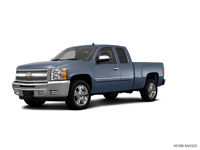 2013 Chevrolet Silverado 1500 Vehicle Photo in Vincennes, IN 47591