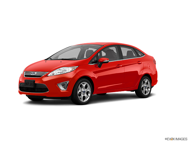 2013 Ford Fiesta Vehicle Photo in Wasilla, AK 99654