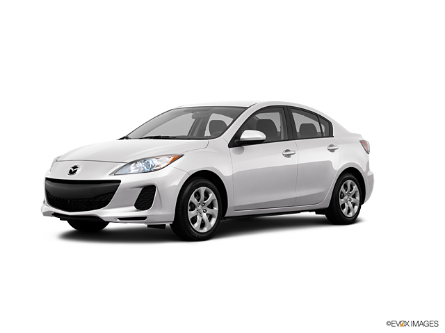 2013 Mazda Mazda3 Vehicle Photo in Gaffney, SC 29341