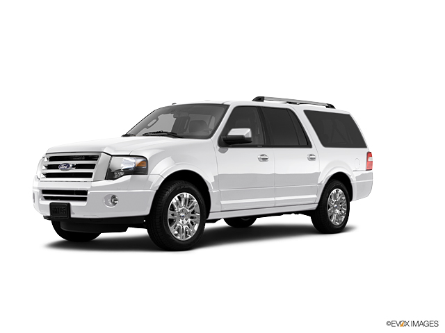 2013 Ford Expedition EL Vehicle Photo in Joliet, IL 60435