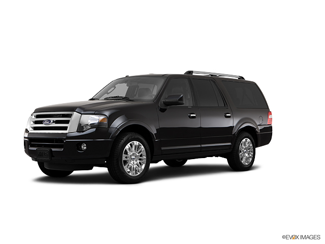 2013 Ford Expedition EL Vehicle Photo in Janesville, WI 53545