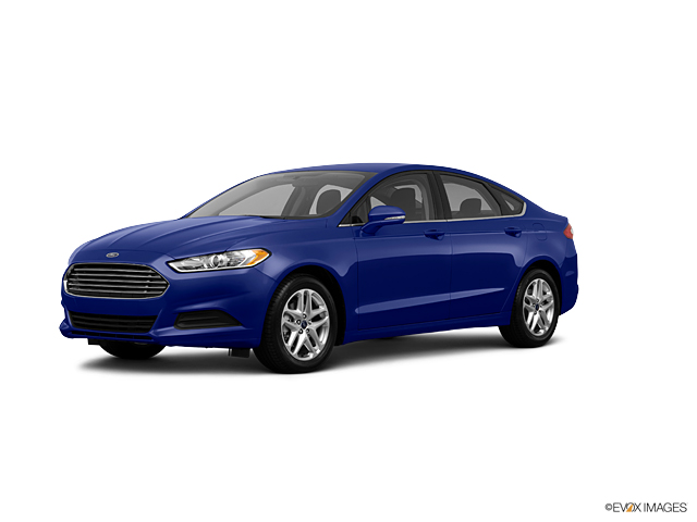 2013 Ford Fusion Vehicle Photo in Janesville, WI 53545