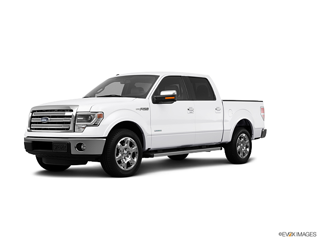 2013 Ford F-150 Vehicle Photo in El Paso, TX 79922
