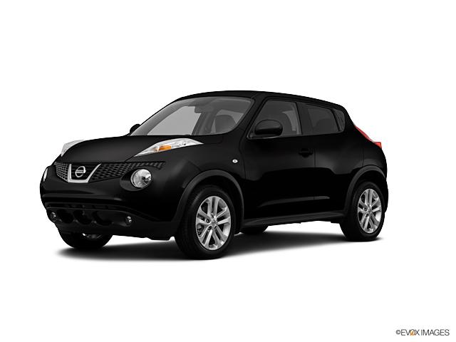 2013 Nissan JUKE Vehicle Photo in Greensboro, NC 27405