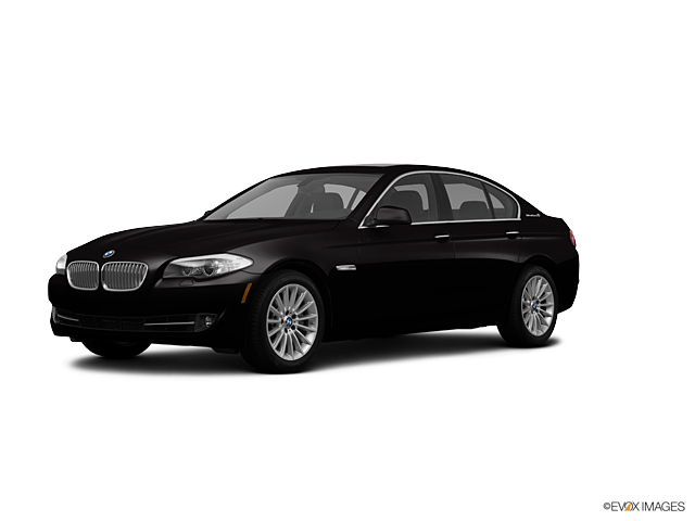 2013 BMW ActiveHybrid 5 Vehicle Photo in Coconut Creek, FL 33073