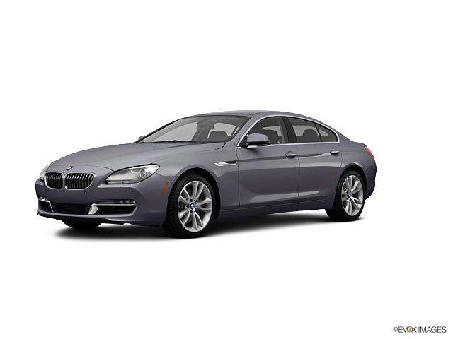 2013 BMW 640i Vehicle Photo in Woodbridge, VA 22191