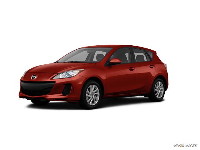 2013 Mazda Mazda3 Vehicle Photo in Frederick, MD 21704