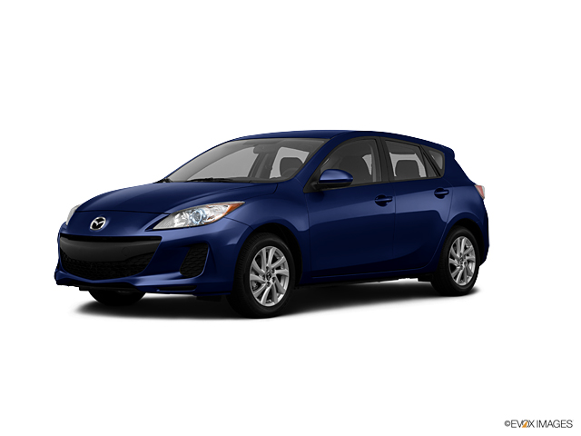 2013 Mazda Mazda3 Vehicle Photo in Spokane, WA 99207