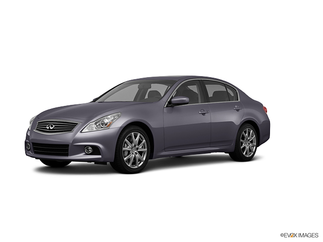 2013 INFINITI G37 Sedan Vehicle Photo in Concord, NC 28027