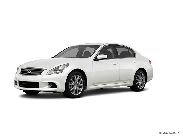2013 INFINITI G37 Sedan Vehicle Photo in Houston, TX 77090