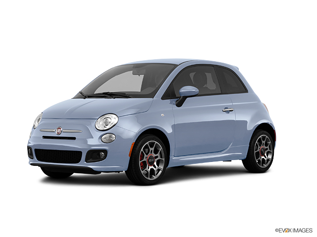 2013 FIAT 500 Vehicle Photo in Fort Worth, TX 76116