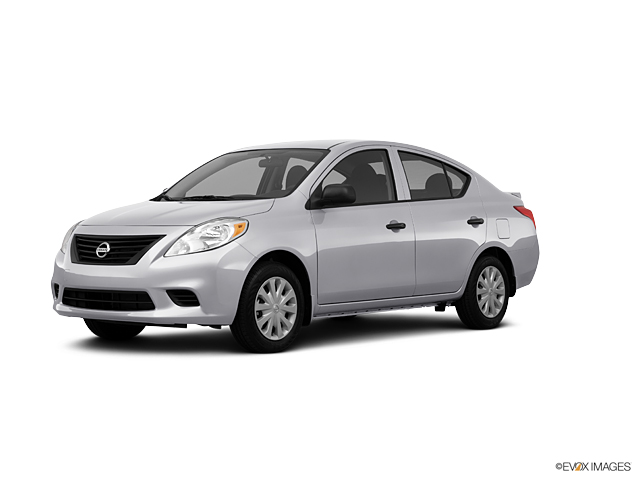 2013 Nissan Versa Vehicle Photo in Newark, DE 19711
