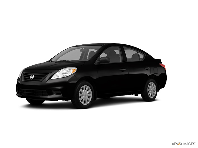 2013 Nissan Versa Vehicle Photo in San Angelo, TX 76903