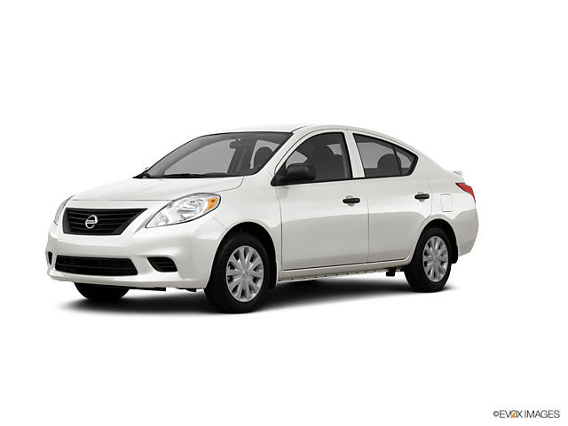 2013 Nissan Versa Vehicle Photo in Appleton, WI 54913