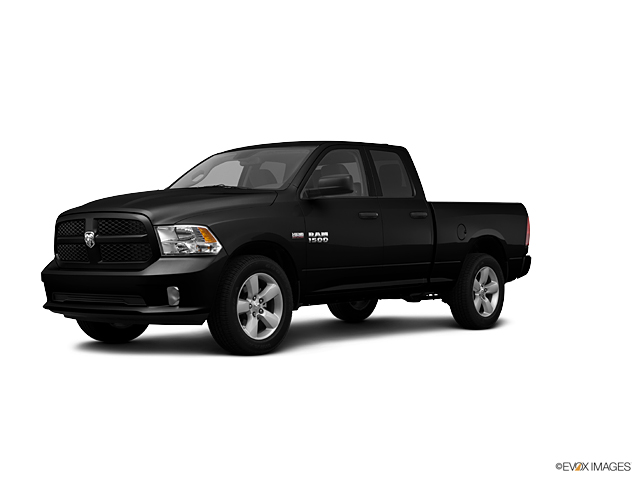 2013 Ram 1500 Vehicle Photo in Independence, MO 64055