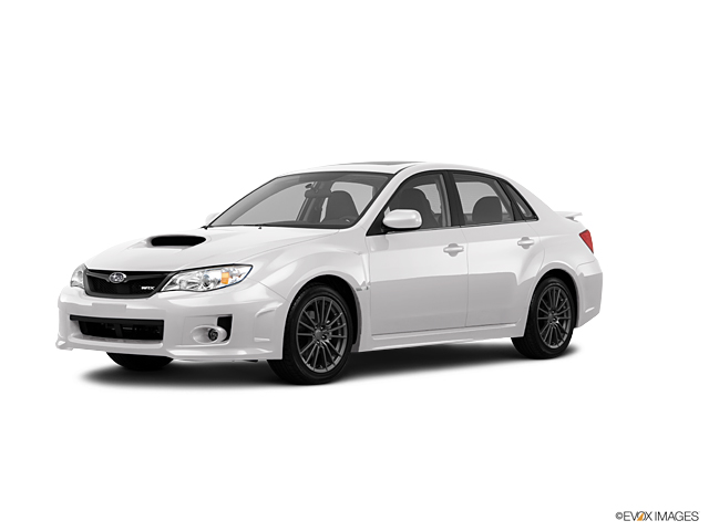 2013 Subaru Impreza Sedan WRX Vehicle Photo in Janesville, WI 53545