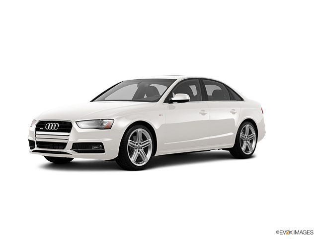 2013 Audi A4 Vehicle Photo in Akron, OH 44312