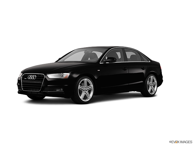 2013 Audi A4 Vehicle Photo in Allentown, PA 18103