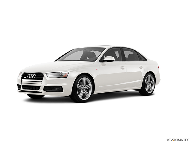2013 Audi A4 Vehicle Photo in Mansfield, OH 44906