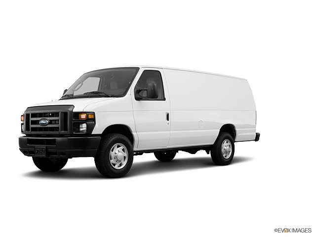 2013 Ford Econoline Cargo Van Vehicle Photo in South Portland, ME 04106