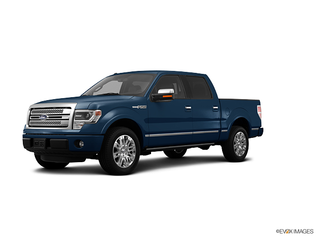 2013 Ford F-150 Vehicle Photo in San Angelo, TX 76903
