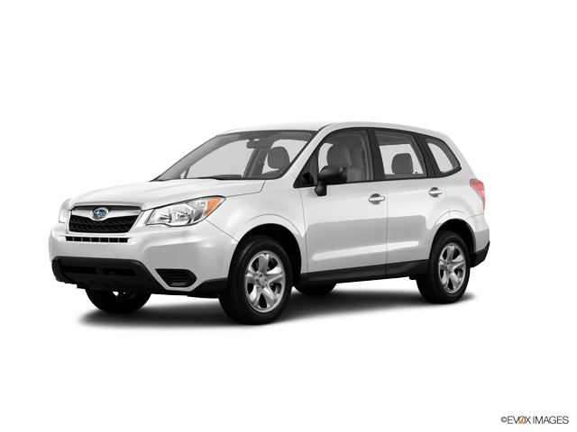 2014 Subaru Forester Vehicle Photo in Spokane, WA 99207