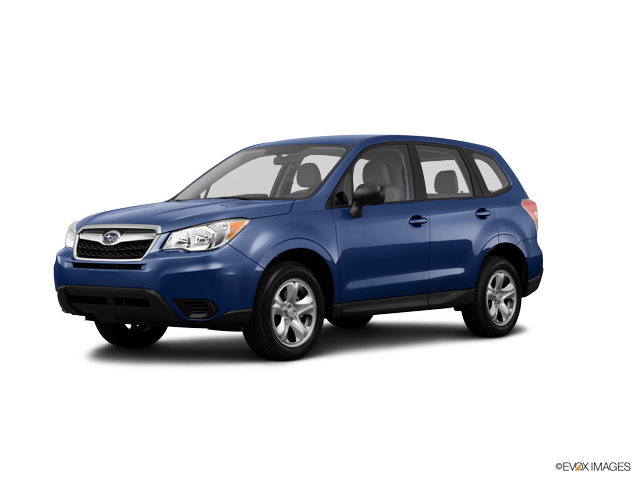 2014 Subaru Forester Vehicle Photo in Casper, WY 82609