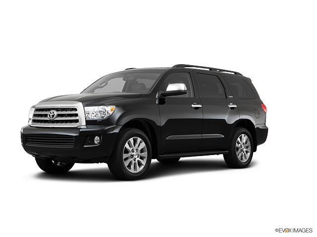 2013 Toyota Sequoia Vehicle Photo in San Antonio, TX 78209
