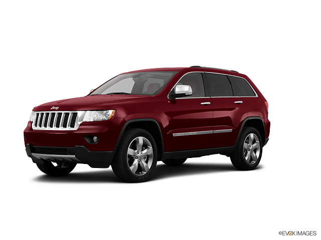 2013 Jeep Grand Cherokee Vehicle Photo in Joliet, IL 60435