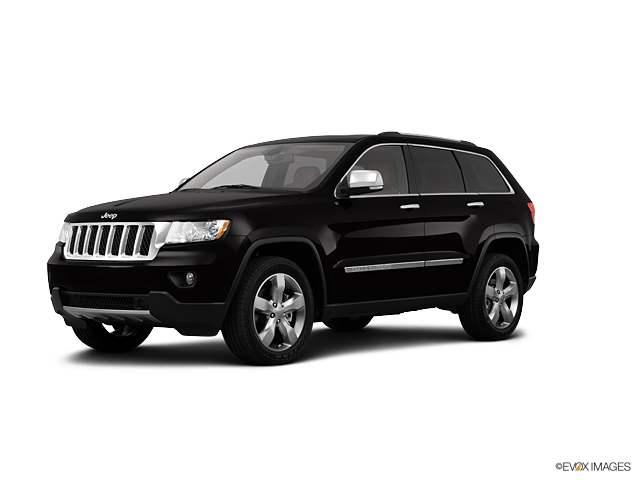 2013 Jeep Grand Cherokee Vehicle Photo in Manassas, VA 20109