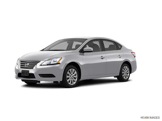 2013 Nissan Sentra Vehicle Photo In Grand Forks, ND 58201