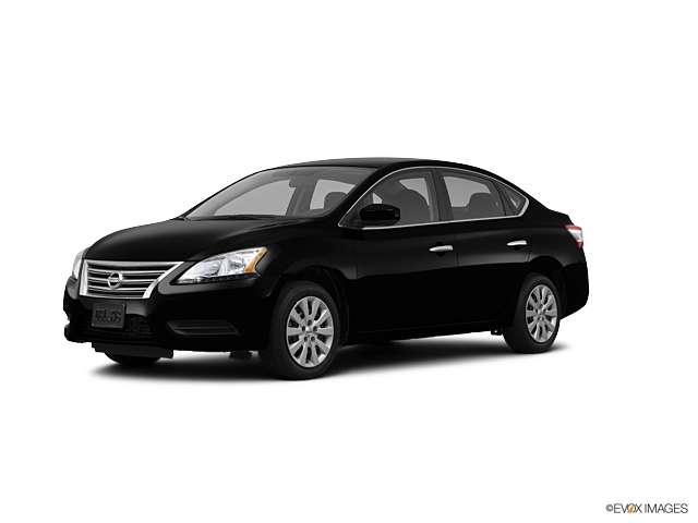 2013 Nissan Sentra Vehicle Photo in Edinburg, TX 78539