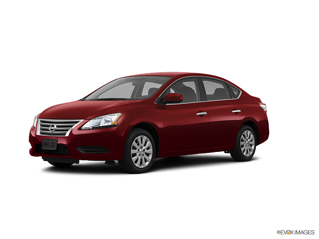 2013 Nissan Sentra Vehicle Photo in San Antonio, TX 78254