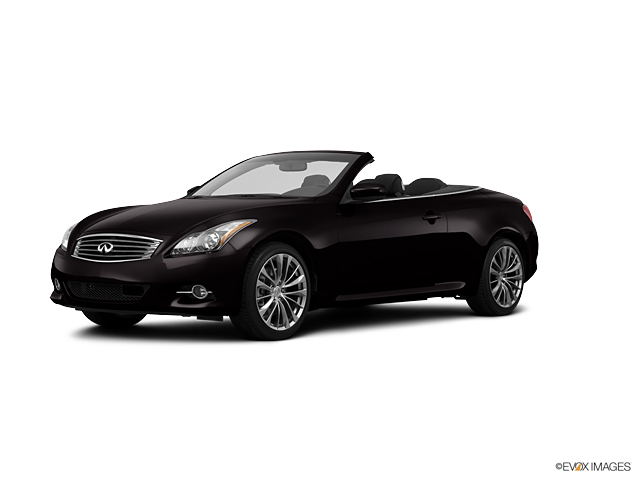 2013 INFINITI G37 Convertible Vehicle Photo in Concord, NC 28027
