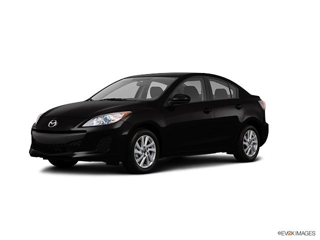 2013 Mazda Mazda3 Vehicle Photo in San Antonio, TX 78230