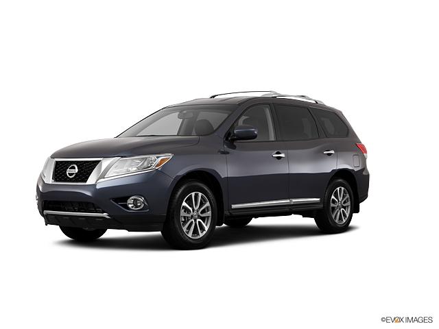 2013 Nissan Pathfinder Vehicle Photo in Charlotte, NC 28227