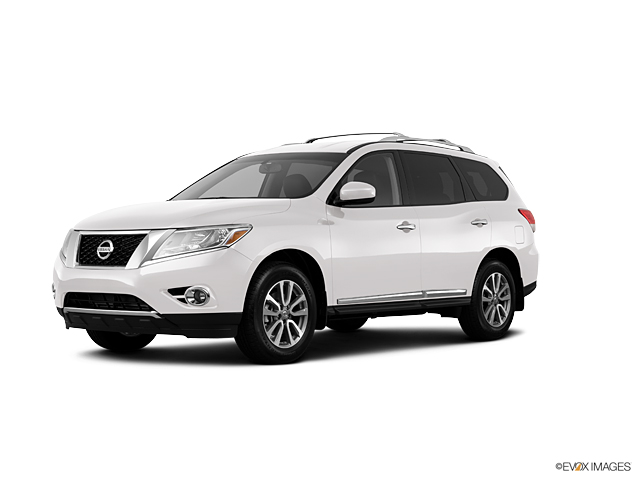 2013 Nissan Pathfinder Vehicle Photo in Bloomington, IN 47403