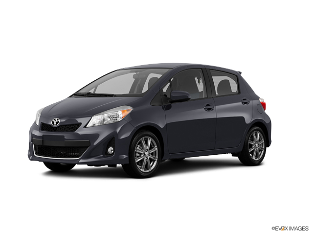 2013 Toyota Yaris Vehicle Photo in Novato, CA 94945