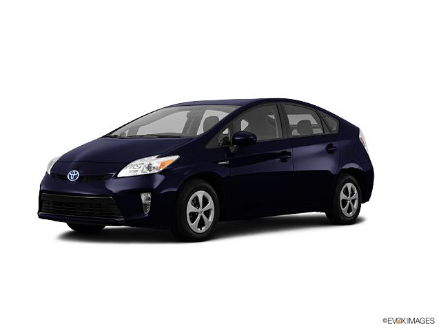 2013 Toyota Prius Vehicle Photo in Bloomington, IN 47403