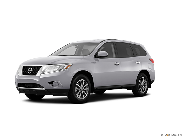 2013 Nissan Pathfinder Vehicle Photo in San Angelo, TX 76901