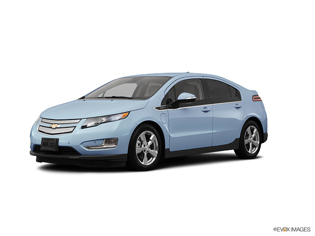 2013 Chevrolet Volt Vehicle Photo in Warrensville Heights, OH 44128