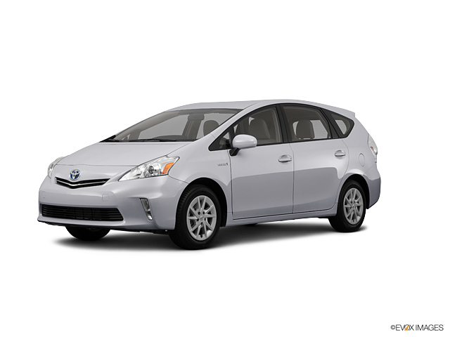 2013 Toyota Prius v Vehicle Photo in Decatur, IL 62526