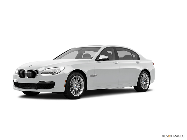 2013 BMW 750Li Vehicle Photo in Concord, NC 28027