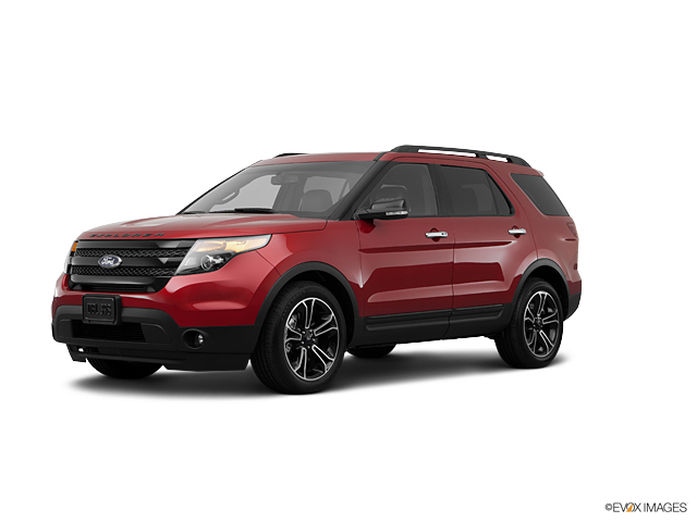 2013 Ford Explorer Vehicle Photo in San Angelo, TX 76901