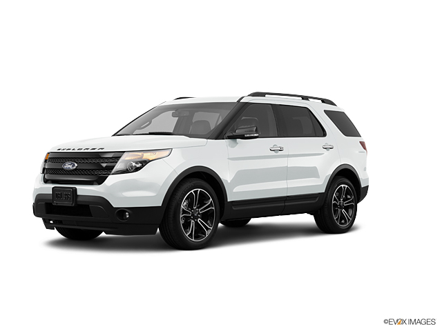 2013 Ford Explorer Vehicle Photo in Quakertown, PA 18951-1403